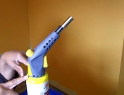 sweat pipe mapp gas torch