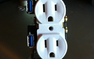 electric outlet image