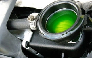 car fluid image