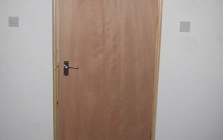 interior door image