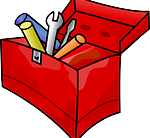 tools box icon