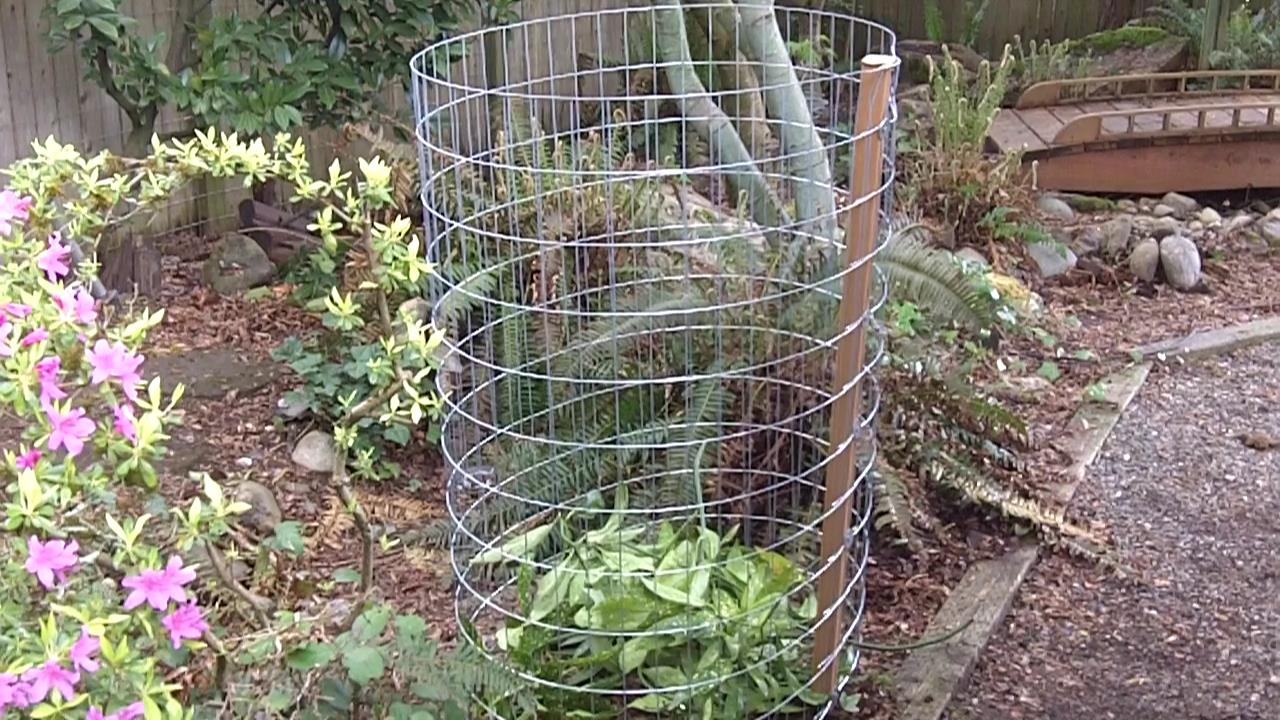 How To Build A Compost Bin In Under 15 Minutes Cheap