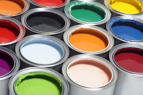 paint cans pic