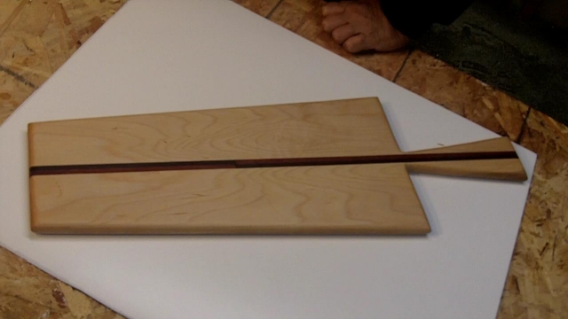 How To Make A Beautiful Wood Cutting Board See Jane Drill
