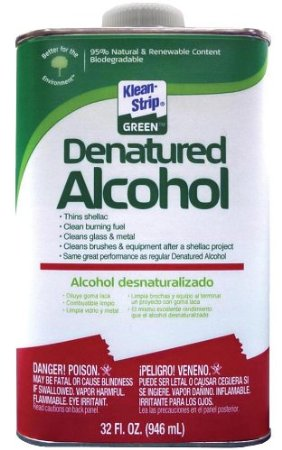Can I Use Denatured Alcohol To Clean Paint Brushes